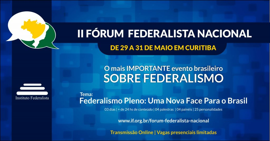 II forum federalista nacional